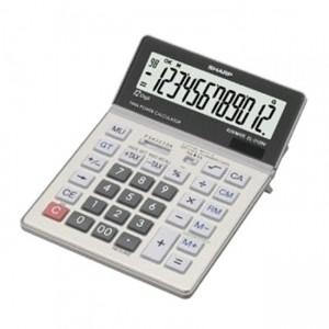 Sharp  EL2128  Desk Calculator