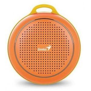 Genius  317-30007403  SP-906BT R2 Plus Portable Bluetooth Speaker-Orange