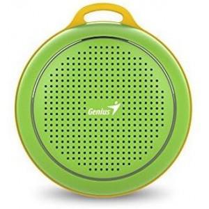 Genius  317-30007402  SP-906BT R2 Plus Portable Bluetooth  Speaker-Green