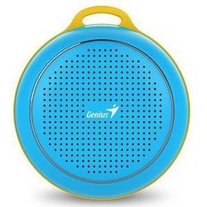 Genius  317-30007401  SP-906BT R2 Plus Portable Bluetooth Speaker  - Blue