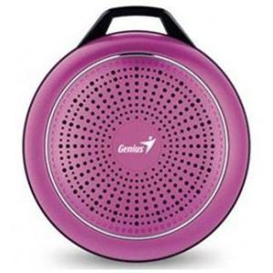 Genius  317-30007409  SP-906BT M2 Plus Portable Bluetooth Speaker -Magenta