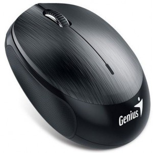 Genius 310-30299100 NX-9000BT Grey Wireless Optical Mouse