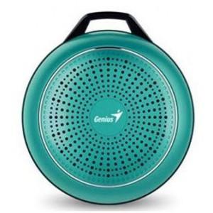 Genius  317-30007407  SP-906BT M2 Plus Portable Bluetooth Speaker - Green