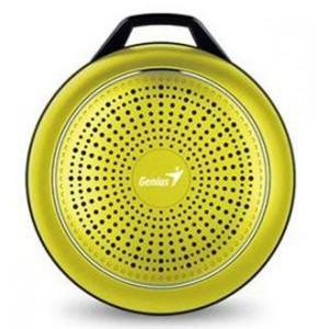 Genius  317-30007405  SP-906BT M2 Plus Portable Bluetooth Speaker - Gold