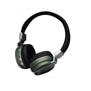 HP 03020046-OL Bluetooth Headphones (On-Ear Wireless) Hi Bass, With Microphone (Mobile/PC/TV) - Green