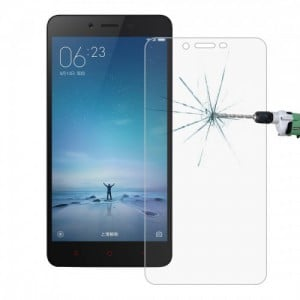Tuff-Luv  H2_68  Radian 2.5D Tempered Tuff-Glass Zero Air Bubble for Xiaomi Redmi Note 2 - Clear