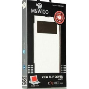 MyWiGo MWGCO4593  CO4593 Flip Cover for EXCITE III - White