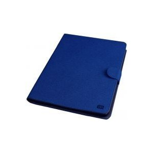 Promate 6959144005096   Dash-Air Protective Leather Case with In-Built 8000 mAh Back-up battery-DarkBlue