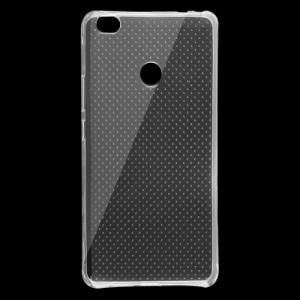 Tuff-Luv I8_78  Silicone Shock Resistant TPU Gel Skin Case Cover for Xiaomi Mi Max - Clear