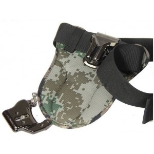Promate  6959144012155 Bolster Universal SLR Holster with Quick Release Latch - Camouflage