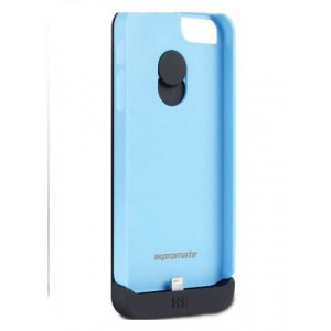 Promate  6959144003825  Twix.i5-Hybrid Backup Battery Dual Case for iPhone5/5s-Blue