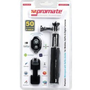 Promate  6959144017594  monoPro-BT Premium Monopod with Selfie Shutter