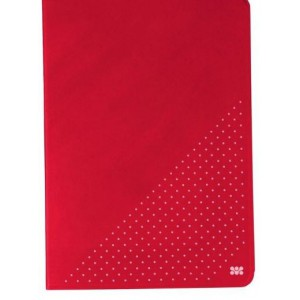 Promate  6959144003450   Dotti Premium Ultra Slim and Sporty Case for iPad Air-Red