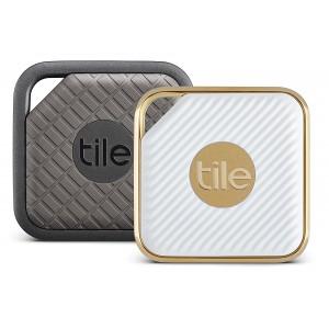 Tile Style & Sport Pro Combo - Phone Finder, Key Finder, Item Finder