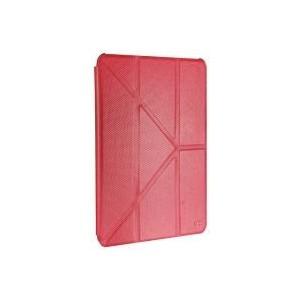 Promate 7161815965236   iFold mini-UniQue Multi-Foldable Cover Case and Stand for iPad Mini-Maroon