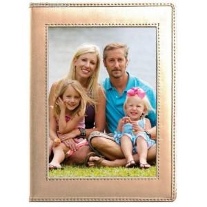 Promate  6959144003979   Memo Photo Frame Protective Leather Case for IPad Mini-Cream