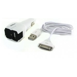 Promate  9161815379161  proCharge.iP Multifunction Car Charging kit for iPad