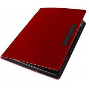 Promate 6959144005287  Trim.mini Super-Slim Impact Resistant Case For IPad Mini With Retina, Red