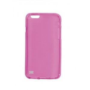 Promate   6959144012476  Akton-i6 Multi-Colored Flexi-grip Designed Case for iPhone 6 -Pink