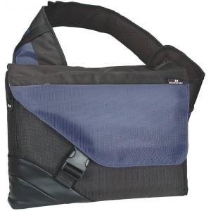 """Manhattan  439558  15.6"""" Messenger Sling Notebook Bag"""