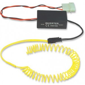 Manhattan  170710  5 ft. Electro-Luminescent Cable - Blazing Yellow
