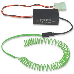 Manhattan  170703  5 ft. Electro-Luminescent Cable - Neon Green