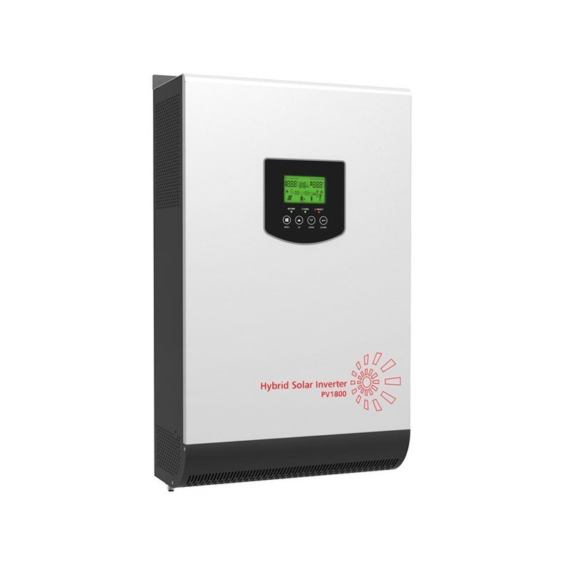 GeeWiz Axpert 3000VA (2400W) PURE Sine Wave Inverter (MKS-3K) - 1500W MPPT