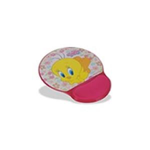 Tweety  W5655-2C-PINK  Wrist-Rest Mouse Pad - Pink
