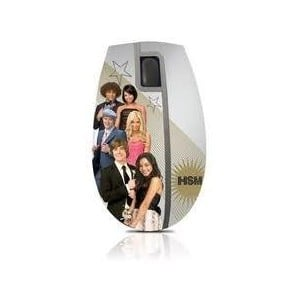 Disney  DSY-MM220  High School Musical Mini Optical USB Mouse