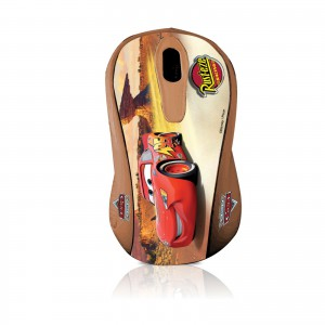 Disney  DSY-MO113 Cars Optical USB Mouse