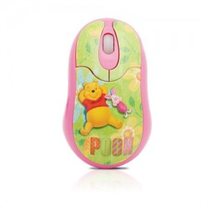 Disney   DSY-MO121  Winnie the Pooh Optical USB Mouse