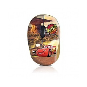 Disney  DSY-MM231  Cars Mini Optical USB Mouse