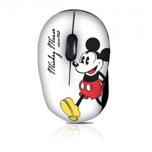 Disney  DSY-MM202  Mickey Mouse Mini Optical USB Mouse