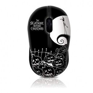 Disney  DSY-MM272  Nightmare Before Christmas Mini Optical USB Mouse