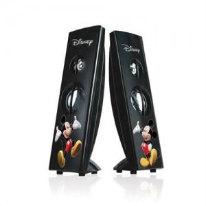 Disney  DSY-SP433  Mickey Mouse Tower Desktop Speaker-USB Interface