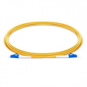 Microworld LC-LC-SM2MTR Single-Mode Fibre Cable
