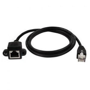Microworld ETH002 Ethernet Extension Cable - 3 meter