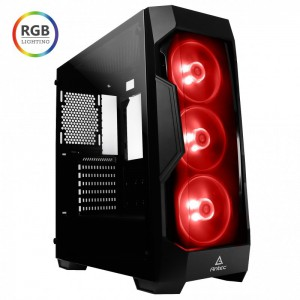 Antec DF 500 RGB Window ATX ,Micro ATX, ITX Gaming Chassis