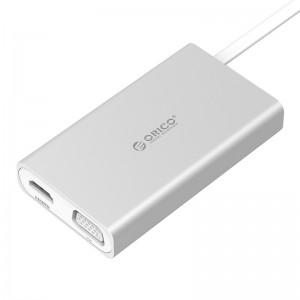 Orico ADS2-SV-PRO Type-C HDMI / VGA / RJ45 / USB 3.0 Docking Station