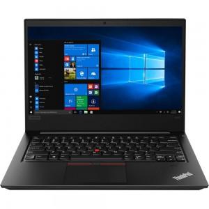 "Lenovo 20KN005BZA ThinkPad E480 Intel Core i7 8550u 8GB 1TB HDD + 256GB SSD 14.0"" FHD Screen Windows 10 Pro Notebook PC"