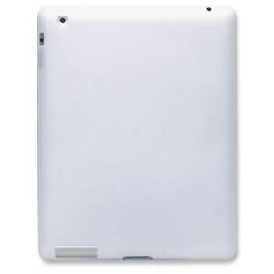 Manhattan  450041 iPad 2 & 3 Silicon Slip-fit Sleeve -Clear