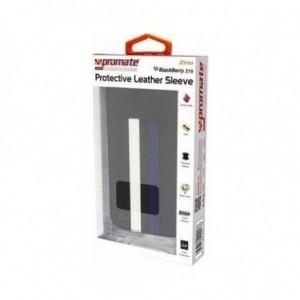 Promate  959144000141  Zino BlackBerry Z10 Protective Leather Sleeve - Blue