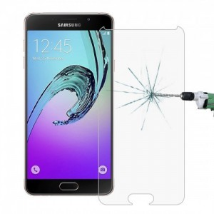 Tuff-Luv  C8_60  Tempered Glass Screen Protector For the Samsung Galaxy A7 (2017 Model) -Clear