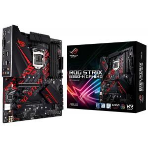 Asus STRIX B360-H Gaming LGA1151 (Intel 8th Gen) DDR4 HDMI DVI M.2 B360 ATX Motherboard