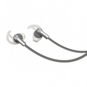 Volkano  VK1005GRWT  Motion Grey & White Bluetooth Earphones