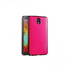 Promate  6959144004907  Karizmo-N3.Pink Elegant Multi-Color Flexi-Grip Case For Galaxy Note 3 -Pink