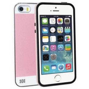 Promate Grosso-S4 Snap-On Scratch-Resistant Flexible Case-Pink , Retail Box, 1 Year Warranty