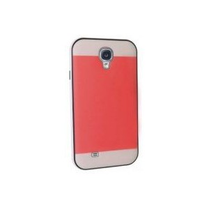 Promate 6959144004693 Grosso S4 Snap-On Scratch-Resistant Flexible Case-Red
