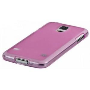 Promate 6959144008325 Akton S5 Multi-Colored Flexi-Grip Designed Protective Shell Case-Pink