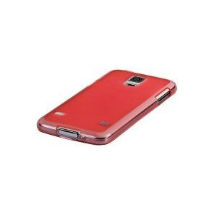 Promate 6959144008295 Akton S5 Multi-Colored Flexi-Grip Designed Protective Shell Case-Red